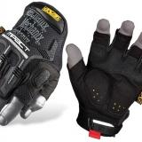 Перчатки Mechanix M-Pact Fingerless (чёрные)