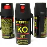 Газовый баллончик немецкого производства PFEFFER KO JET Объём 40 мл (струйный баллон)  Есть в наличии.